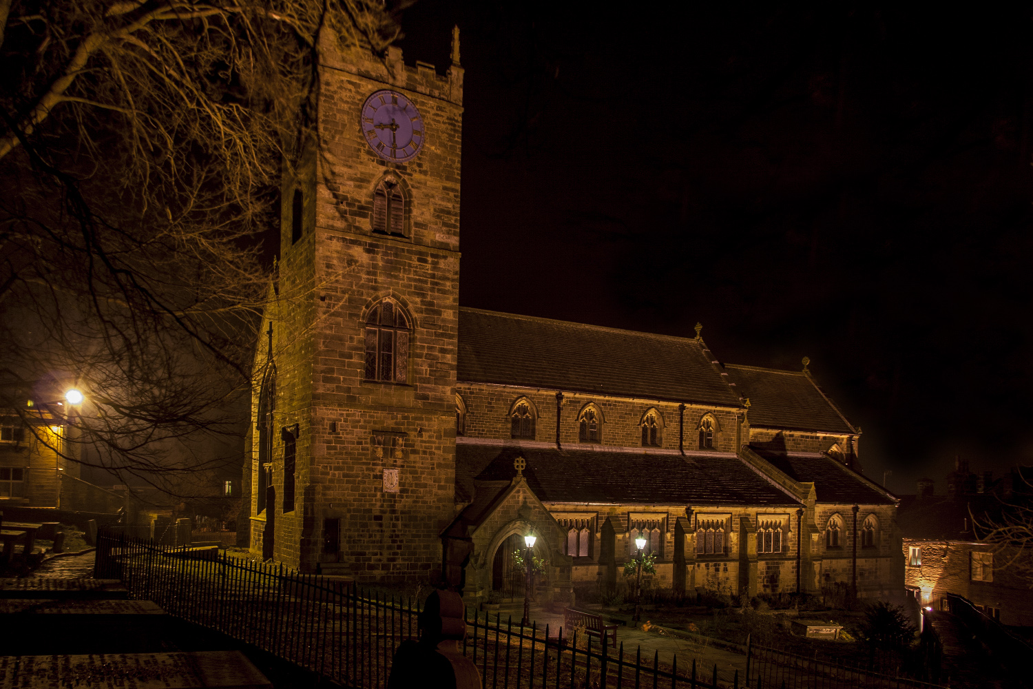 St Michaels and All Angels Church Haworth