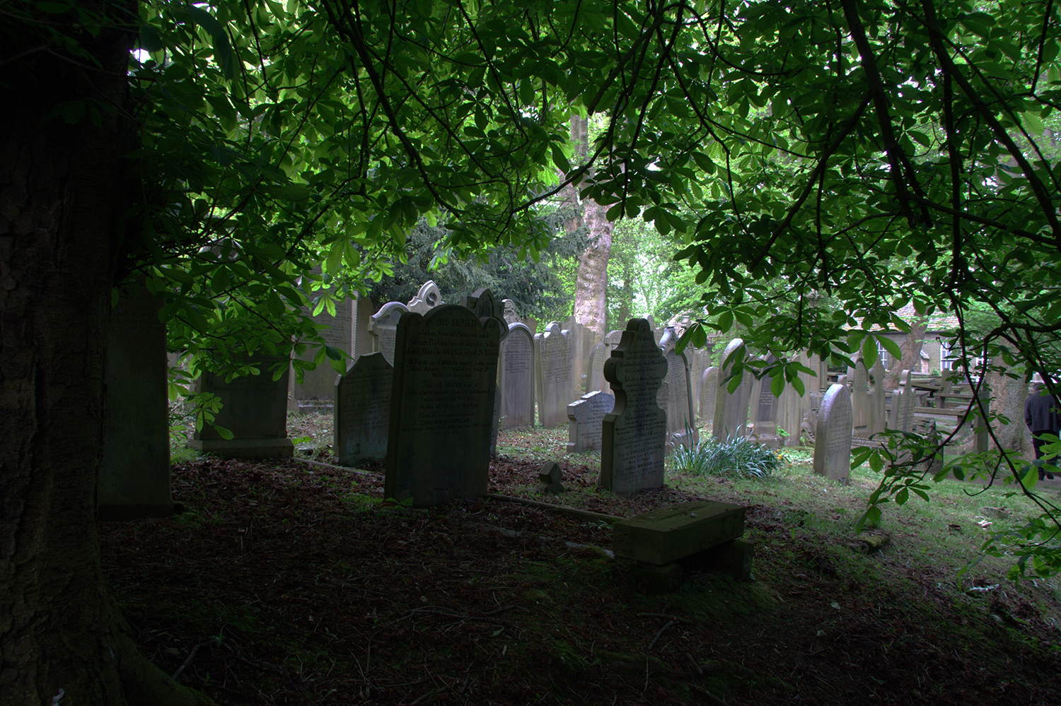 St Michael and All Angels Graveyard